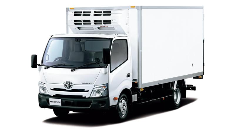 冷凍・保冷車 | 特装車 | 製品紹...