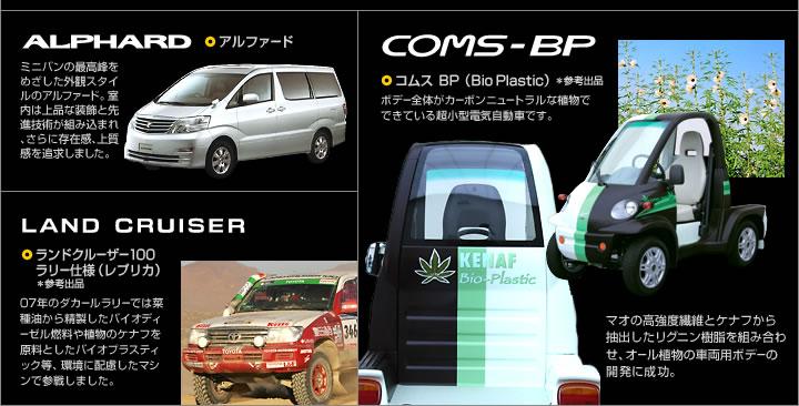 トヨタ車体|東京モーターショー2007